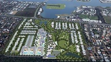 Bokarina Beach new land estate