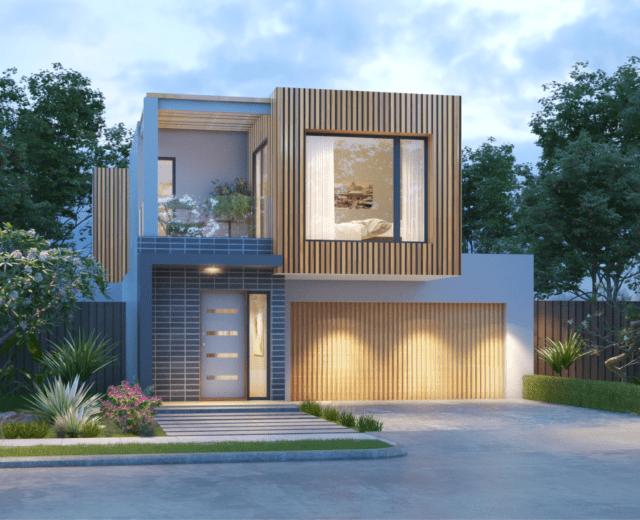 Narrow Block Archives | Arcadia Homes QLD