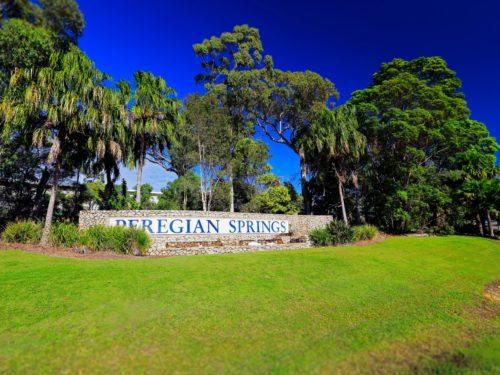 Peregian-Springs-Sign